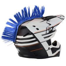 Helmet Mohawk Blue PC Racing MX ATV Enduro Dirtbike Motocross Trail