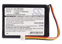 NEW Battery TomTom ONE XL GPS 3.7 Volts 800mAh tom F724035958 replacement NEW