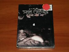 THE CROWN 14 YEARS OF NO TOMORROW 3x DVD SET LIMITED METAL BLADE RECORDS New
