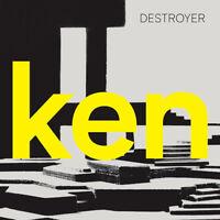 The Destroyer - Ken [New Vinyl LP] Digital Download