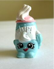 Shopkins Season 1 Dollops Whip Blue whipping cream NEW OUT OF PACKAGE
