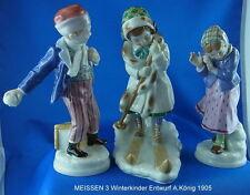 Meissener-Porzellan-Figuren aus im Art Déco-Stil (1920-1949)