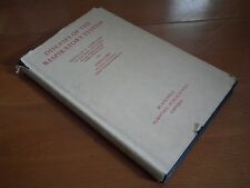 Diseases of the Respiratory System by Neville C. Oswald *1962 1st edition*