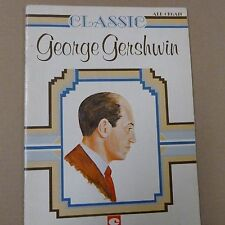 all organ CLASSIC GERSHWIN