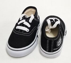 Levi's Infant Toddler Rylee 3 Buck Medium Canvas Shoe Black 554742-01A