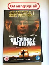 No Country for Old Men DVD, Supplied by Gaming Squad Ltd