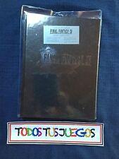 Guia Final Fantasy XV Edicion Coleccionista ESPAÑOL Playstation 4 PRECINTADA