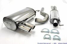 FMS 70mm Anlage Edelstahl BMW 3er E92 Coupe 392C 325d 145/150kW / 330d 170/180kW