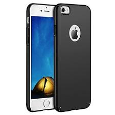 Apple iPhone 5 5S SE Hülle Tasche Case Cover Handy Backcover Handyhülle Schwarz