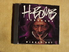 H-Bomb Ferguson Wiggin' Out Cd Earwig Blues