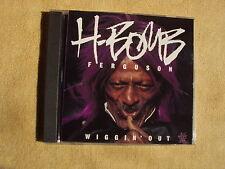H-BOMB FERGUSON Wiggin' Out CD Earwig Blues