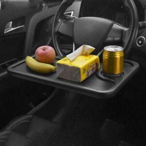 Car Steering Wheel Tray Laptop Table Mount Desk Eating Food Stand Drink 0 C7N7