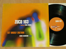 "12"" ZUCO 103 featuring TARA CHASE - GET URSELF 2GETHER - MINT"