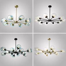 Large Chandelier Lighting Glass Lamp Bedroom Pendant Light Kitchen Ceiling Light