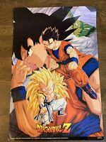 "Vintage 1998 Dragonball Z Poster 22"" x 34"" Gohan #8691 IM40011 ~ Bird Studio"