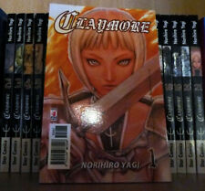 CLAYMORE 1/27 serie completa - Star Comics manga Norihiro Yagi