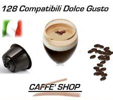 128 Capsule Compatibili Nescafè Dolce Gusto® Caffè Shop Miscela Irish Cappuccino