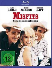 Blu-ray MISFITS - NICHT GESELLSCHAFTSFÄHIG # Marilyn Monroe, Clark Gable ++NEU