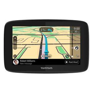 "TomTom GO 6200 PROFESSIONAL 6"" Lifetime Full Europe EU Maps HGV/Lorry/Coach NEW"