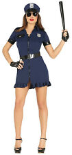 Sexy Police Woman Cop Uniform Officer Costume
