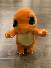 Vintage Pokémon Nintendo Play By Play 1999 Plush Stuffed Animal Charmander