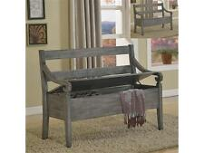 KENNEDY STORAGE BENCH BY CROWNMARK