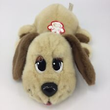 Mattel Pound Puppies Battery Operated Plush Moves Head And Barks
