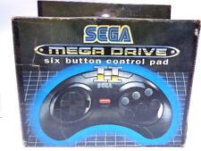 Sega Mega Drive - Original Six Button Control Pad II (2) (mit OVP) 11080039