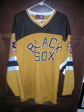 USED NEGRO LEAGUE BASEBALL JERSEY, BALTIMORE BLACK SOX, MEN'S XL