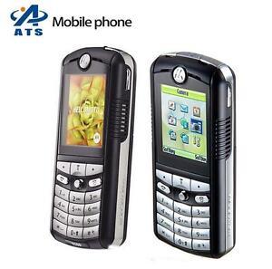 Original Motorola E398 mobile phone Bluetooth English Russian Keyboard