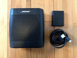 Bose SoundLink (Black) - Excellent working condition!