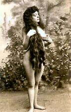 A4 Vintage 1920's Art Deco Pretty Nude Girls ..Victorian/Edwardian Beauties 269
