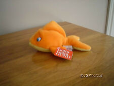 Gund Oceana Gold Fish 6.5 Inch 9055 Rare 1997