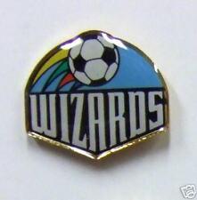 1996 MLS Soccer K.C. Wizards 1st Year Lapel Pin - Mint