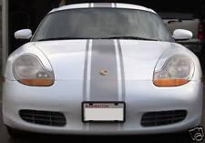 PORSCHE Boxter 911 997 911 Carrera vinyl Rally Stripes stripe decal decals