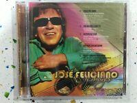 JOSE FELICIANO Y AMIGOS CD ARMANDO MANZANERO RUDY PEREZ CRISTIAN CASTRO