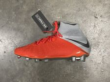 Nike Hypevemon Phantom 3 Pro DF FG Light Crimson / Grey Size 7.5 AJ3803 600