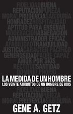 LA MEDIDA DE UN HOMBRE - GETZ, GENE A. - NEW BOOK