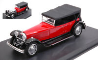 Model Car Scale 1:43 rio Bugatti 41 Royale Torpedo 1927 Closed Modellis