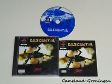 PlayStation 1 / PS1 Game: Descent 2 (Complete)