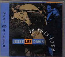 Jesse Lee Davis-Is this love cd maxi single