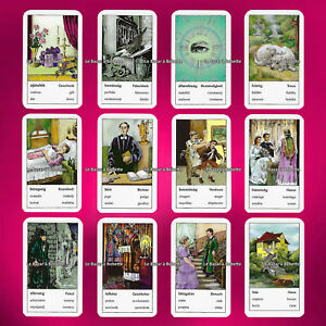 RARE ! JEU CARTES DIVINATOIRES - TAROT ORACLE TZIGANE GITAN Hongrois 36 Cartes