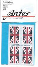 Archer Dry Transfer British Flag 1/35 AR35015 ST