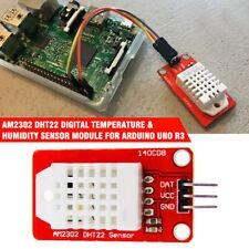 AM2302 DHT22 Digital Temperature + Humidity Sensor Module for Arduino Uno R3