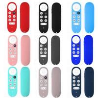 Remote Control Cover Silicone Case for Chromecast With -Google TV Remote Control