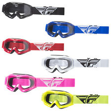 Fly Racing Motorcycle ATV Dirtbike Offroad 2018 Focus Goggles Youth