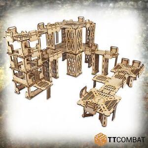 TTCombat BNIB Sector 1 Beta Complex TTSCW-INH-060