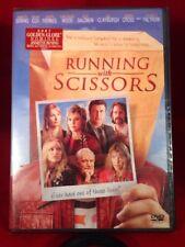 Running with Scissors (DVD, 2007) BRAND NEW, SEALED.
