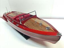Riva - bateau bois - 80 cm