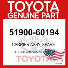 GENUINE Toyota 51900-60194 CARRIER ASSY, SPARE WHEEL 5190060194 OEM